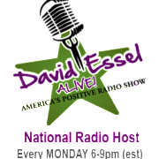 David Essel Alive | National Radio Show | Mondays