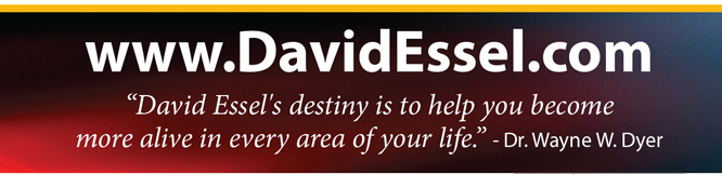 Change Your LIfe Now with David Essel, a Workshop