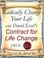 Change You Life Now Contract for Life Change with David Essel