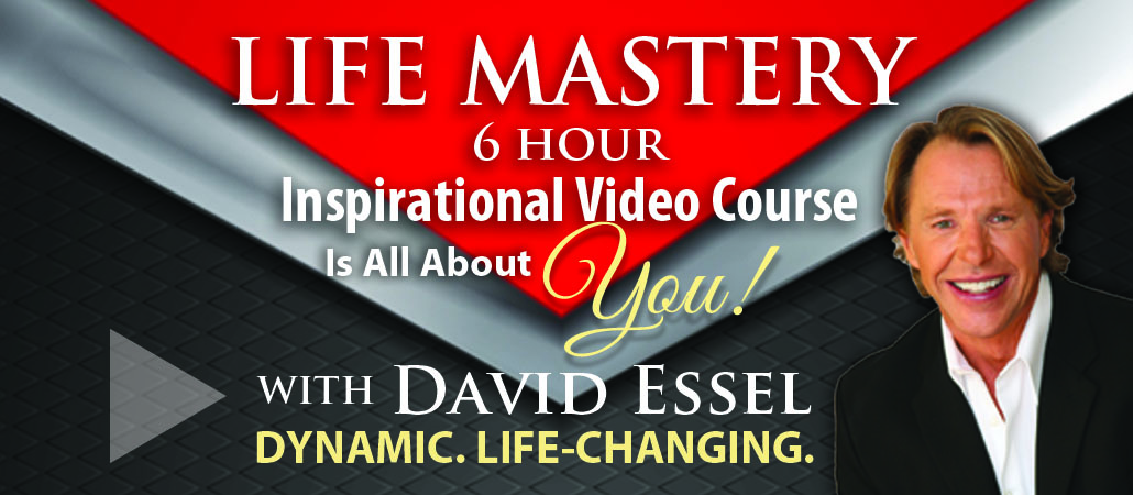 Life Mastery   6-Hour Inspirational Video Course   with David Essel