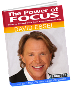 The Power of Focus, a Book by David Essel