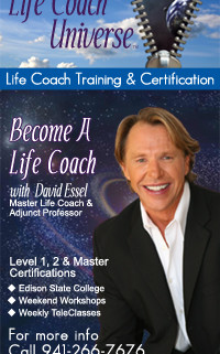 Become a certified life coach with david weekend workshop david