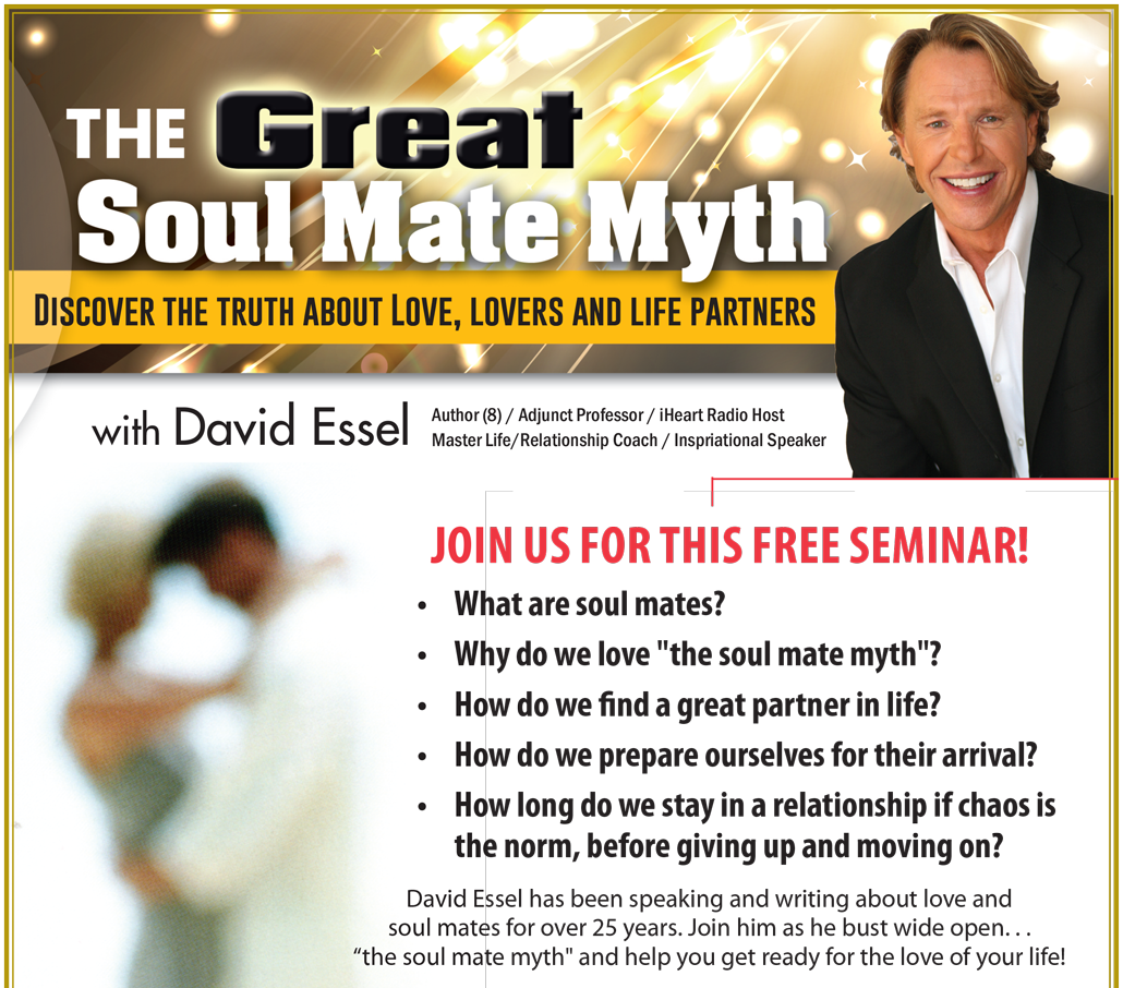 The Great Soul Mate Myth | Free Workshop with Davit Essel