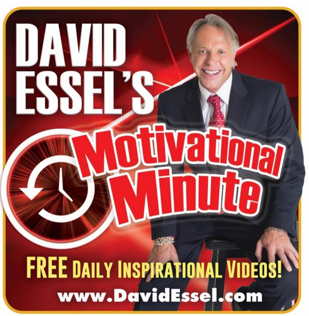 David Esse Life Coach - One of the Top Motivational Speaker
